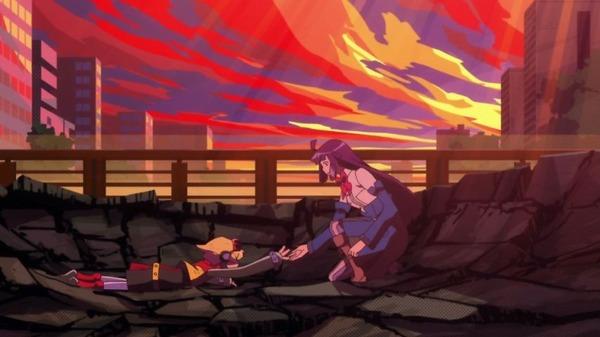 「コンクリート・レボルティオ 超人幻想」22話感想 (58)