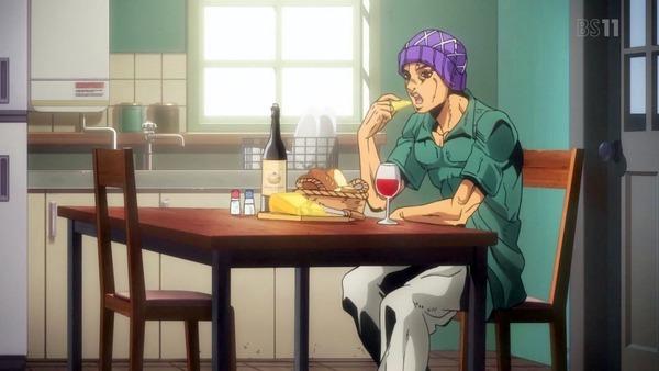 「ジョジョの奇妙な冒険 5部」8話感想 (4)