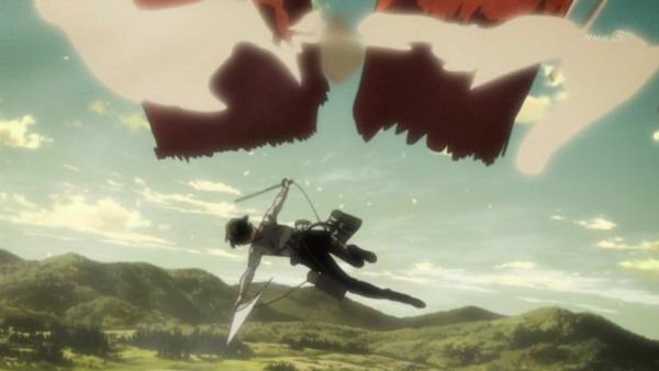 「進撃の巨人 Season3」(3期 9話)46話感想 (56)