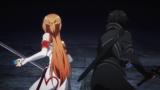 「SAO ソードアート・オンライン」9話感想 (2)