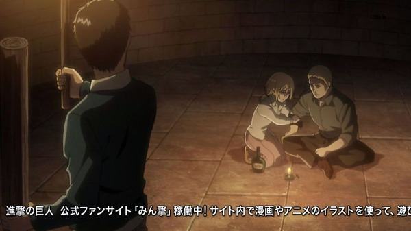 「進撃の巨人 Season2」29話 (40)