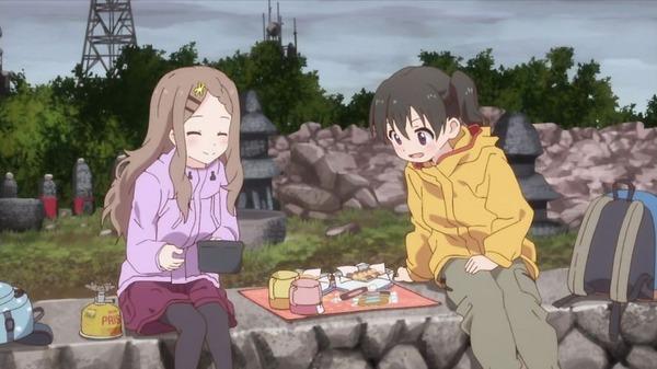 「ヤマノススメ サードシーズン」(3期)9話感想 (20)