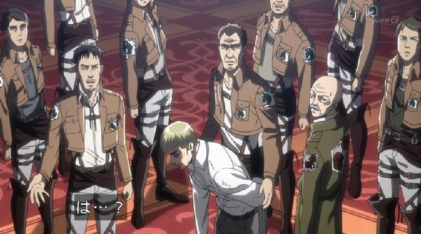 「進撃の巨人 Season3」(3期 5話)42話感想 (11)