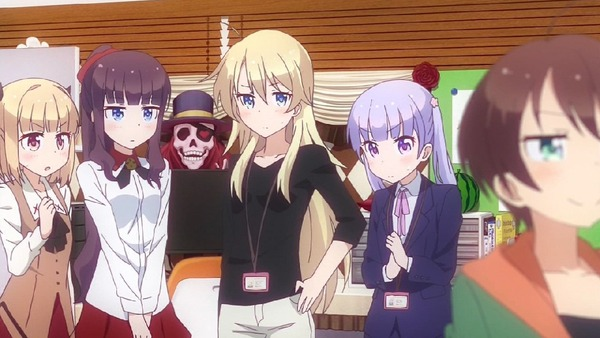 「NEW GAME!!」2期 2話 (33)