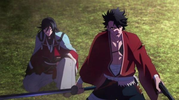 「活撃 刀剣乱舞」13話(最終回) (20)