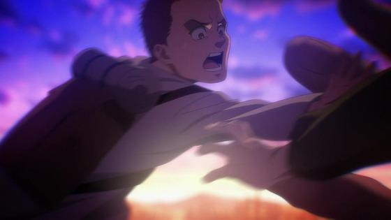 「進撃の巨人」62話(4期 3話)感想 (91)