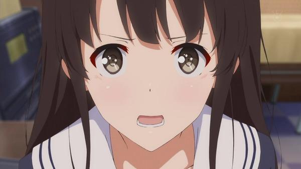 「冴えない彼女の育てかた♭」8話感想 加藤さん完全にメインヒロインの佇まい!離れていた2ヶ月を埋める2人!!(画像)「2期」