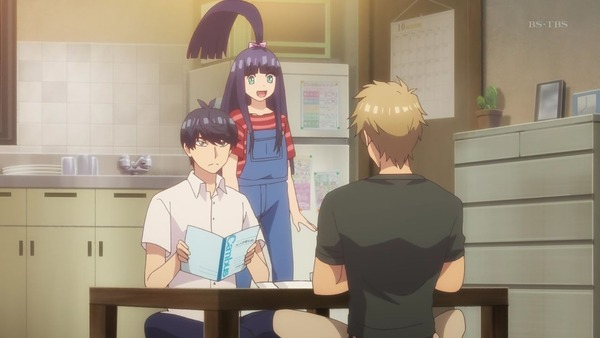 「五等分の花嫁」第8話感想 (3)