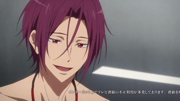 「Free! Dive to the Future」3期 1話 (26)