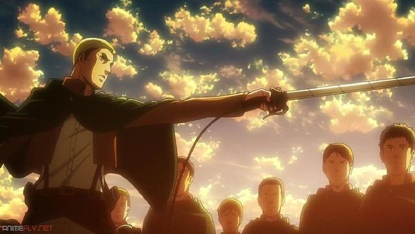 「進撃の巨人 Season3」49話 (43)