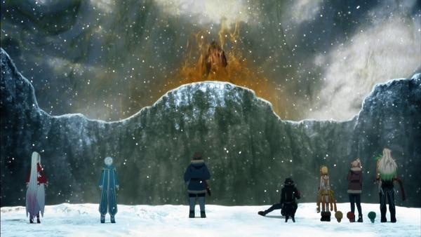 「テイルズ オブ ゼスティリア ザ クロス」24話 (1)
