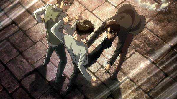 「進撃の巨人 Season3」49話 (36)