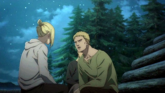 「進撃の巨人」62話(4期 3話)感想 (157)