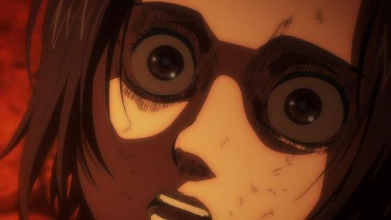 「進撃の巨人」65話(4期 6話)感想  (134)