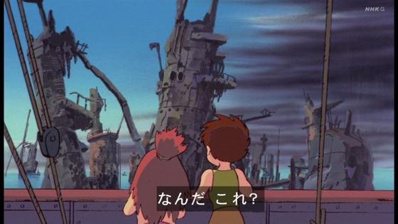 「未来少年コナン」第5話感想 (10)