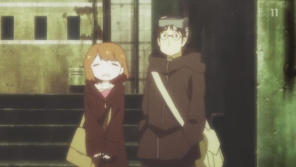「少女終末旅行」12話(最終回) (13)