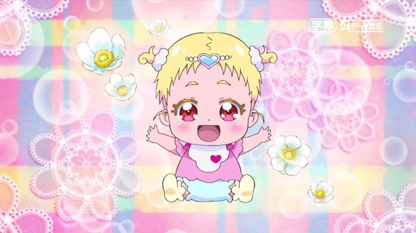 「HUGっと!プリキュア」9話 (1)