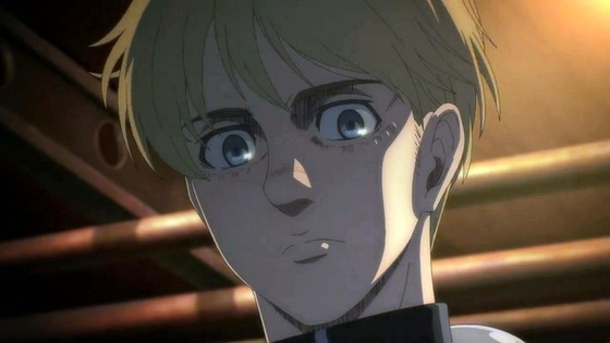 「進撃の巨人」67話(4期 8話)感想  (27)