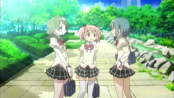 「まどか☆マギカ」第1話感想 (78)