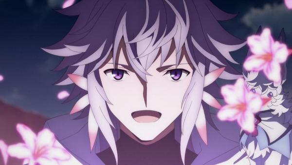 「Fate/Grand Order」FGO 7話感想 人に寄り添う人でなしマーリン。レオニダスの激、危うさを覗かせる牛若、アナの大事な隠し事……。(画像)[絶対魔獣戦線バビロニア]