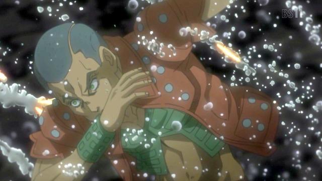 「ジョジョの奇妙な冒険 5部」10話感想 (88)