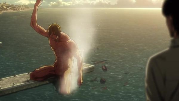 「進撃の巨人」58話感想 (2)