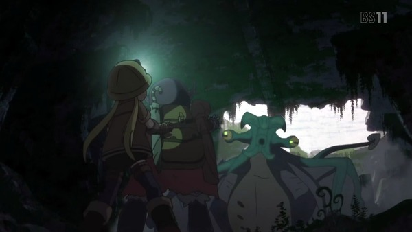 「メイドインアビス」9話 (8)