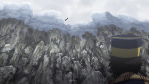 「ゴールデンカムイ」2話 (116)