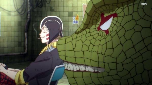 「ドロヘドロ」第7話感想 画像 (25)