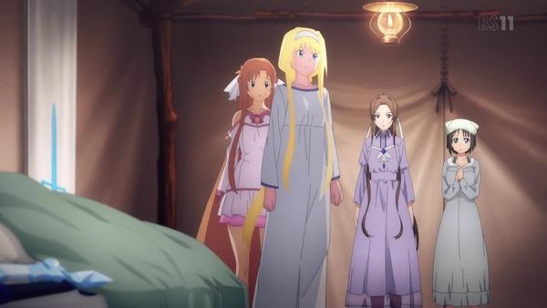「SAO アリシゼーション」2期 10話感想 画像 (45)