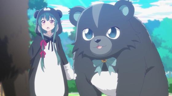 「くまクマ熊ベアー」第3話感想 (45)