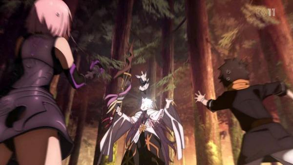 「FateGrand Order 絶対魔獣戦線バビロニア」FGO 2話感想 (38)