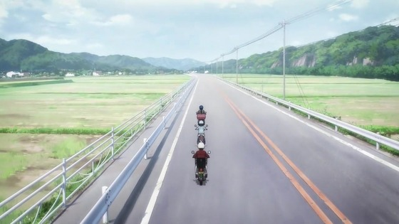 「スーパーカブ」12話 最終回感想 (178)
