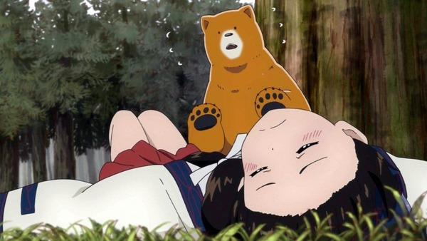「くまみこ」3話感想 (24)