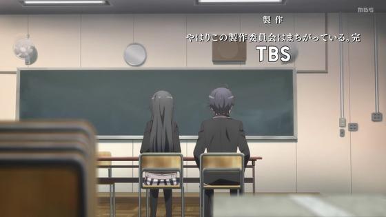 「俺ガイル」第3期 第12話(最終回)感想 画像 (16)
