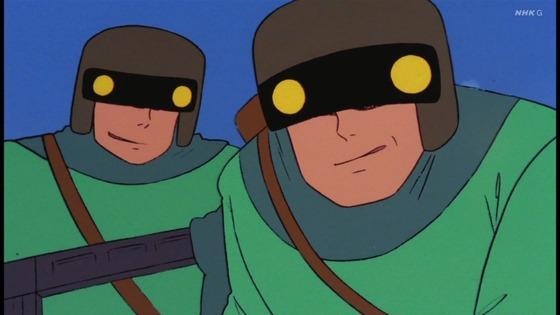 「未来少年コナン」第17話感想 画像 (146)