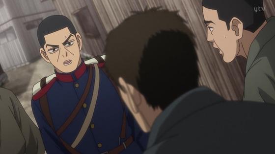 「ゴールデンカムイ」27話(3期 3話)感想  (50)