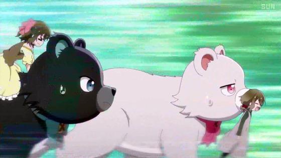 「くまクマ熊ベアー」第6話感想 画像 (30)