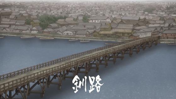 「ゴールデンカムイ」32話(3期 8話)感想 画像(実況まとめ) (13)
