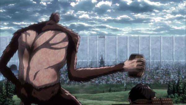 「進撃の巨人」52話感想 (4)