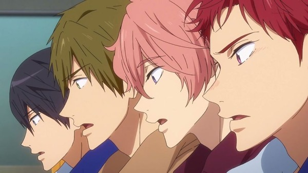 「Free! Dive to the Future」3期 2話感想 (21)