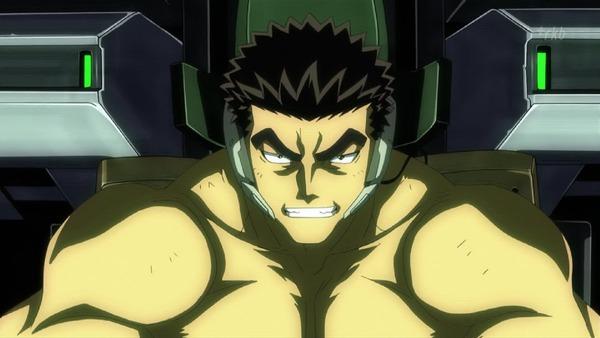 「機動戦士ガンダム 鉄血のオルフェンズ」50話 (8)