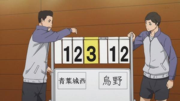「ハイキュー!! セカンドシーズン」23話 (201)