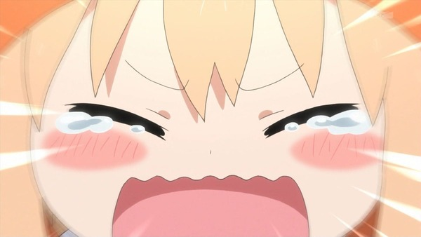 干物妹!うまるちゃん (8)
