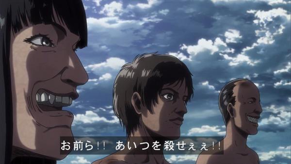 「進撃の巨人」54話感想  (20)