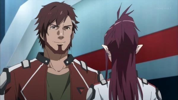 「マクロスΔ(デルタ)」12話感想 (13)