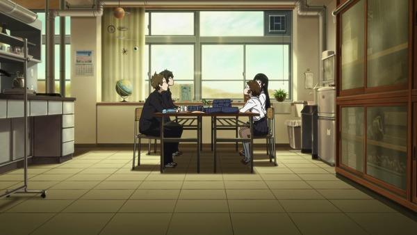 「氷菓」第18話感想 画像 (7)