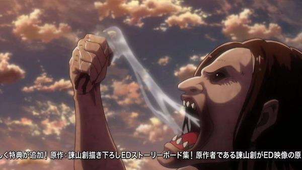 「進撃の巨人 Season2」36話 (8)