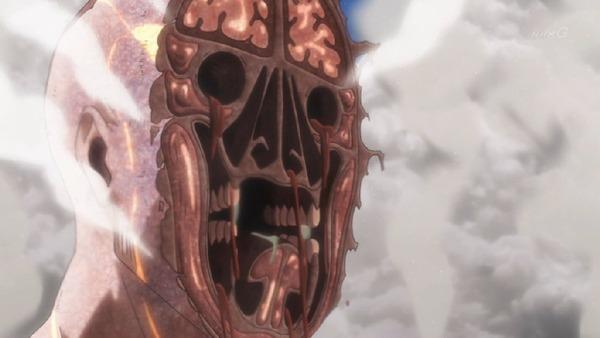 「進撃の巨人 Season3」(3期 9話)46話感想 (37)