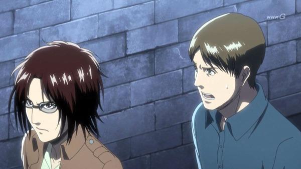 「進撃の巨人 Season3」(3期 1話)38話 (32)